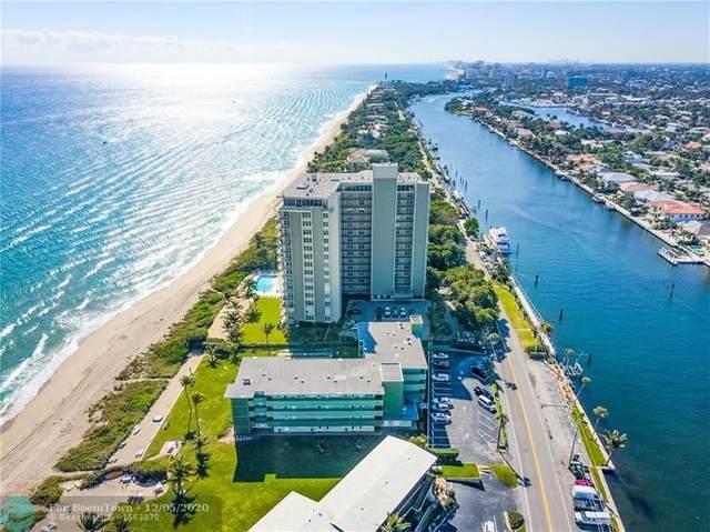 1035 Hillsboro Mile #32, Hillsboro Beach, FL 33062 (MLS #F10261470) :: Castelli Real Estate Services