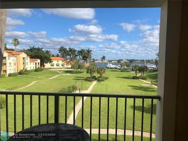 135 Yacht Club Way #308, Hypoluxo, FL 33462 (MLS #F10261529) :: Green Realty Properties
