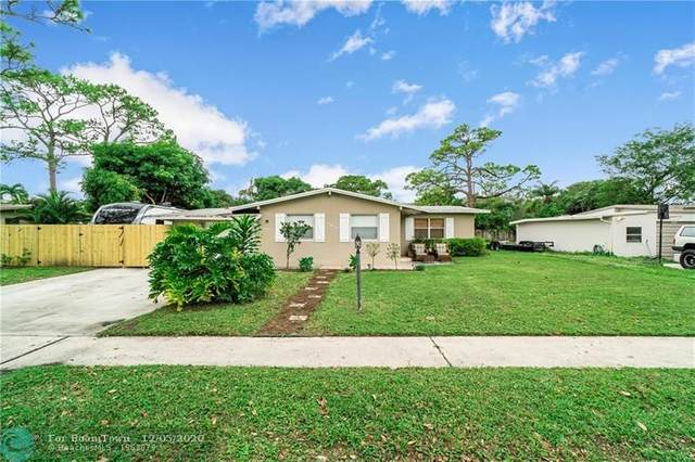 1055 SW 44TH AVE, Plantation, FL 33317 (MLS #F10261530) :: Berkshire Hathaway HomeServices EWM Realty