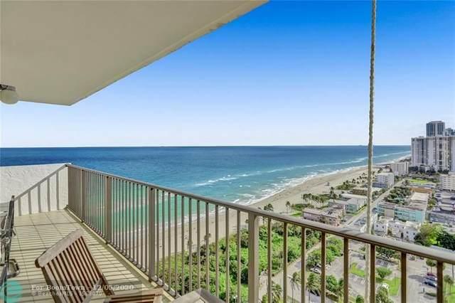 1201 S Ocean Dr 2402S, Hollywood, FL 33019 (MLS #F10261538) :: Patty Accorto Team