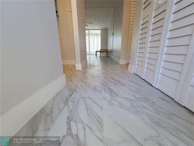 9261 Sunrise Lakes Blvd #208, Sunrise, FL 33322 (#F10261567) :: Baron Real Estate