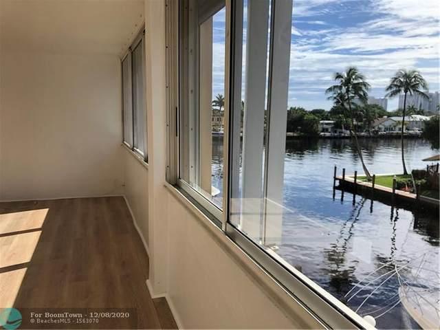 3100 NE 49TH ST #306, Fort Lauderdale, FL 33308 (MLS #F10261690) :: Green Realty Properties