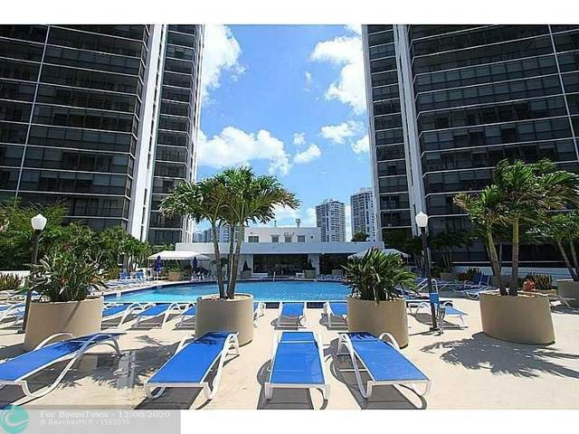 3731 N Country Club Dr #2228, Aventura, FL 33180 (MLS #F10261852) :: Green Realty Properties