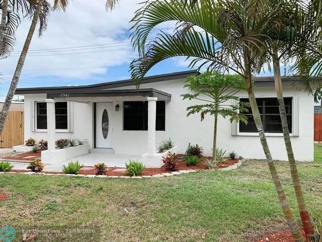 2541 SW 53rd Ave, West Park, FL 33023 (MLS #F10261898) :: Miami Villa Group