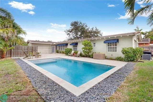 1444 NE 17th Ave, Fort Lauderdale, FL 33304 (MLS #F10261903) :: THE BANNON GROUP at RE/MAX CONSULTANTS REALTY I