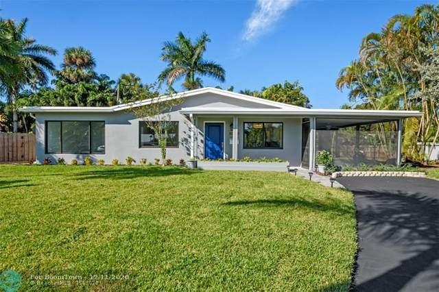 517 NW 21st St, Wilton Manors, FL 33311 (MLS #F10261997) :: Miami Villa Group