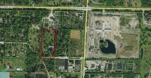 14651 Bunny Ln, Loxahatchee, FL 33470 (#F10262138) :: Signature International Real Estate