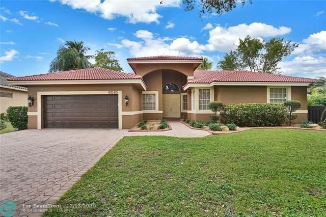 6515 NW 43rd St, Coral Springs, FL 33067 (MLS #F10262152) :: Green Realty Properties