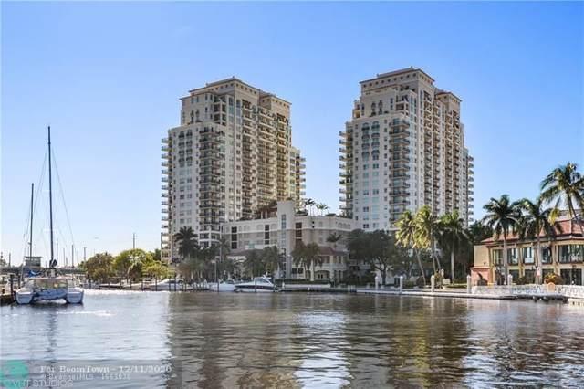 610 W Las Olas Blvd 1317N, Fort Lauderdale, FL 33312 (MLS #F10262158) :: Patty Accorto Team