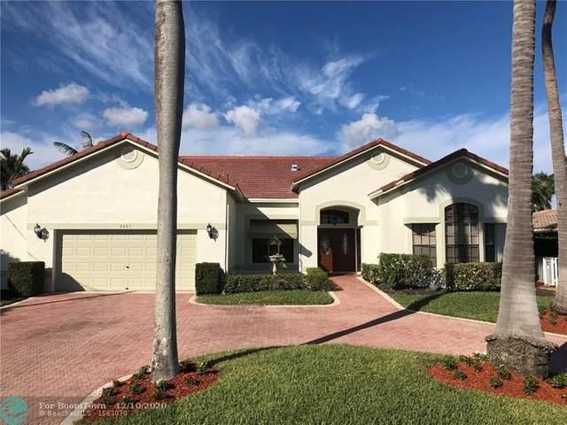 2401 SE 9th St, Pompano Beach, FL 33062 (MLS #F10262274) :: Miami Villa Group