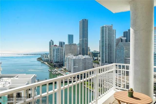 801 Brickell Key Blvd #2805, Miami, FL 33131 (MLS #F10262305) :: Green Realty Properties