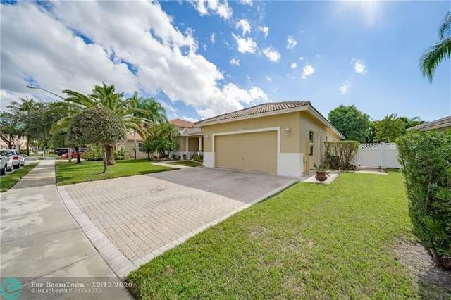 15956 SW 8th St, Pembroke Pines, FL 33027 (MLS #F10262370) :: THE BANNON GROUP at RE/MAX CONSULTANTS REALTY I