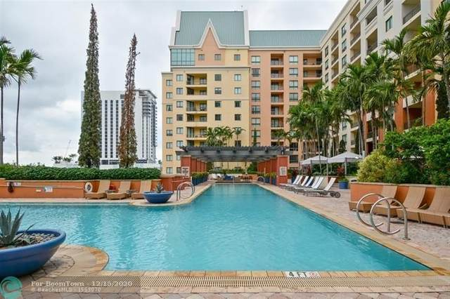 100 N Federal Hwy #628, Fort Lauderdale, FL 33301 (MLS #F10262372) :: Green Realty Properties