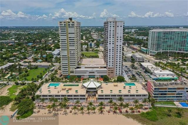 111 Briny Ave #2404, Pompano Beach, FL 33062 (MLS #F10262400) :: Patty Accorto Team
