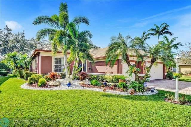 10652 NW 61st Ct, Parkland, FL 33076 (#F10262525) :: Realty One Group ENGAGE