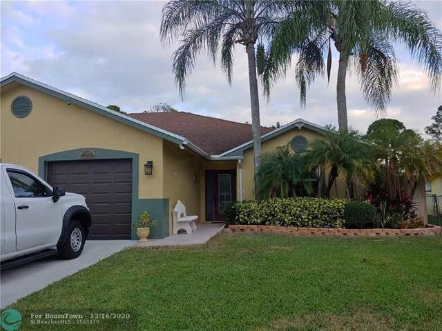 156 Sparrow Dr, Royal Palm Beach, FL 33411 (MLS #F10262602) :: Laurie Finkelstein Reader Team