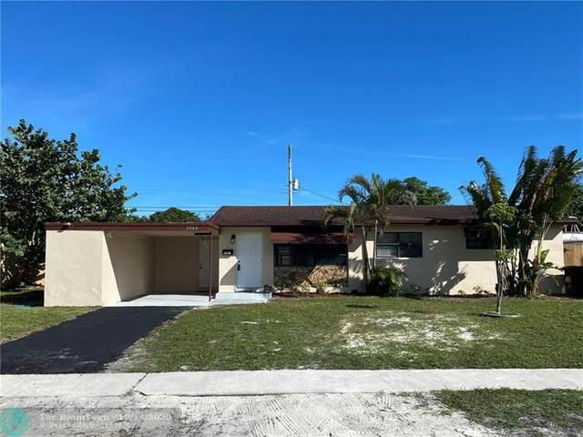 2040 SW 38th Ave, Fort Lauderdale, FL 33312 (MLS #F10262651) :: THE BANNON GROUP at RE/MAX CONSULTANTS REALTY I