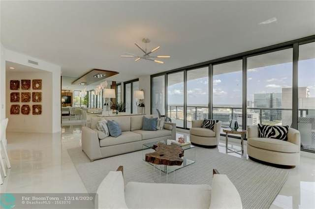 100 E Las Olas Blvd #2301, Fort Lauderdale, FL 33301 (#F10262708) :: The Rizzuto Woodman Team