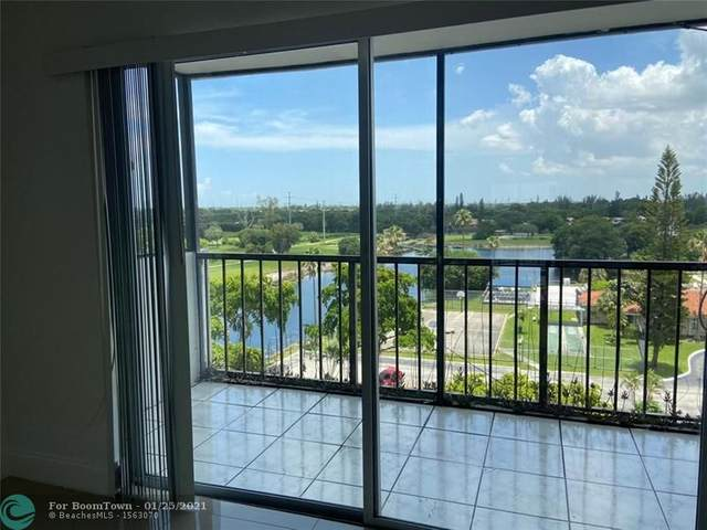 4164 Inverrary Dr #704, Lauderhill, FL 33319 (#F10262713) :: Realty One Group ENGAGE