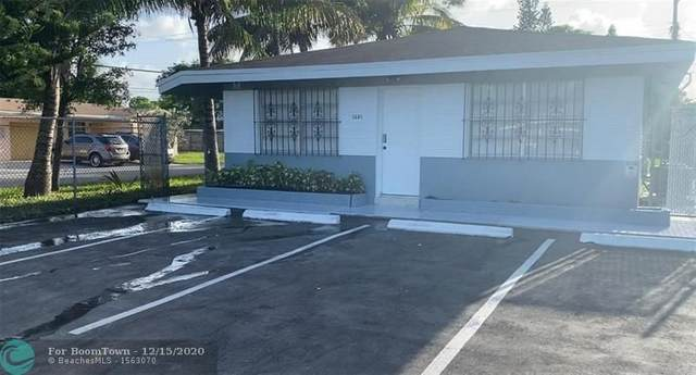 1201 NW 5th Ave, Fort Lauderdale, FL 33311 (MLS #F10262716) :: THE BANNON GROUP at RE/MAX CONSULTANTS REALTY I