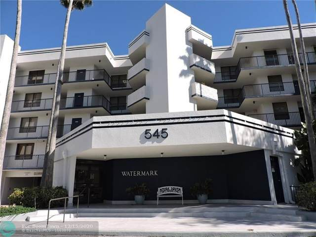 545 SE 12th St #103, Dania Beach, FL 33004 (MLS #F10262732) :: Green Realty Properties