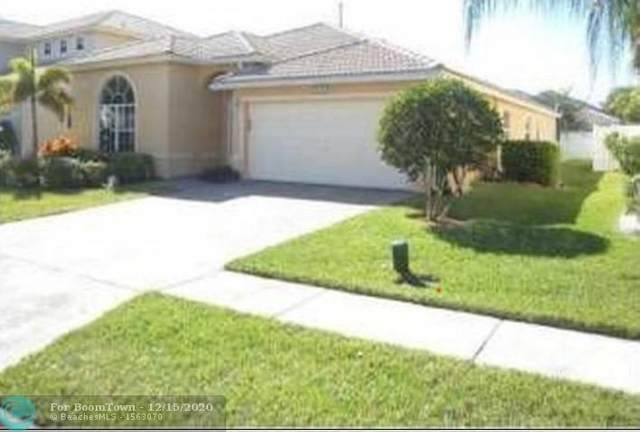 1626 NW 143rd Way, Pembroke Pines, FL 33028 (MLS #F10262787) :: THE BANNON GROUP at RE/MAX CONSULTANTS REALTY I