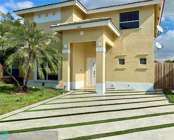18817 NW 52nd Ct, Miami Gardens, FL 33055 (MLS #F10262928) :: THE BANNON GROUP at RE/MAX CONSULTANTS REALTY I