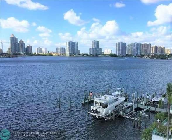 17900 N Bay Rd #608, Sunny Isles Beach, FL 33160 (MLS #F10262940) :: Green Realty Properties