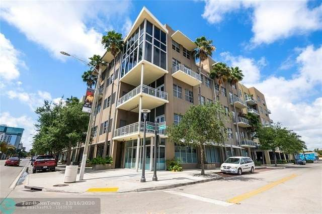 425 N Andrews Ave #305, Fort Lauderdale, FL 33301 (#F10262959) :: Signature International Real Estate