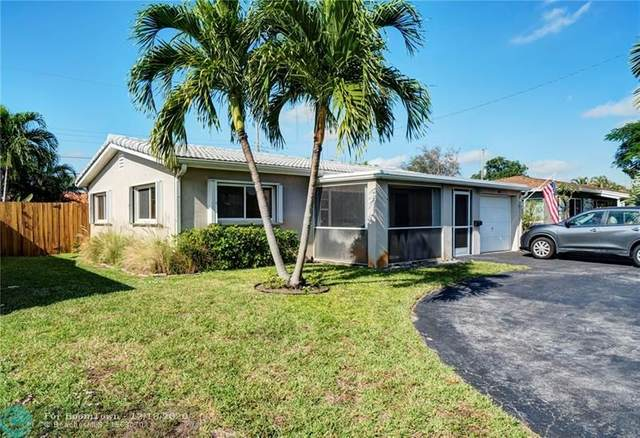 4661 NE 3rd Ter, Oakland Park, FL 33334 (MLS #F10263028) :: THE BANNON GROUP at RE/MAX CONSULTANTS REALTY I
