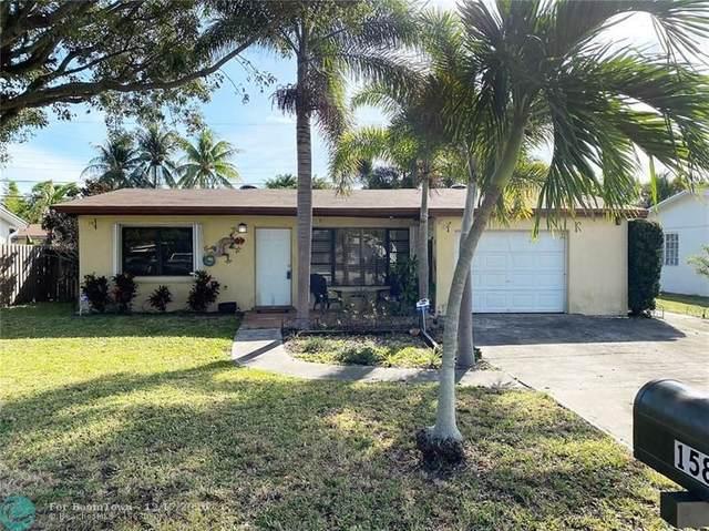1586 NE 30th St, Pompano Beach, FL 33064 (MLS #F10263042) :: Miami Villa Group