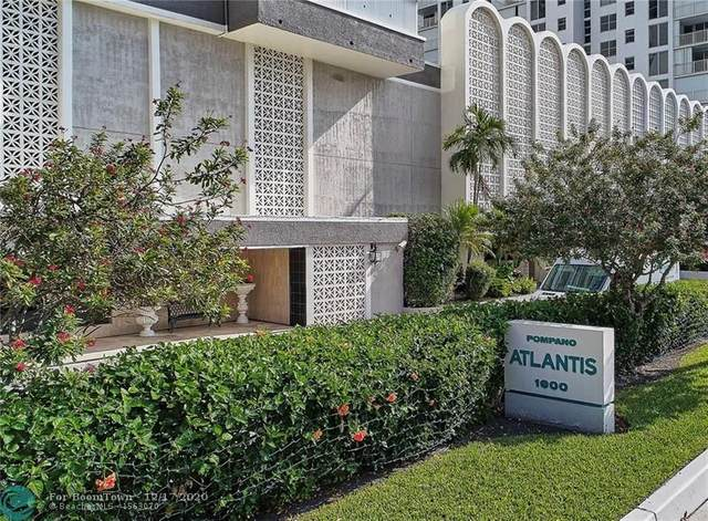 1000 S Ocean Blvd 10H, Pompano Beach, FL 33062 (#F10263095) :: Signature International Real Estate