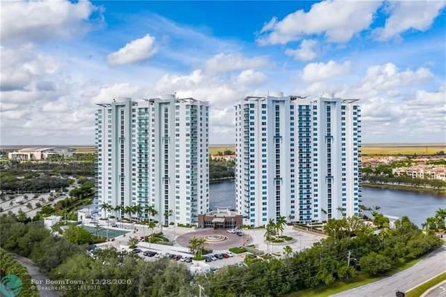 2681 N Flamingo Rd 1101S, Plantation, FL 33323 (MLS #F10263105) :: Green Realty Properties