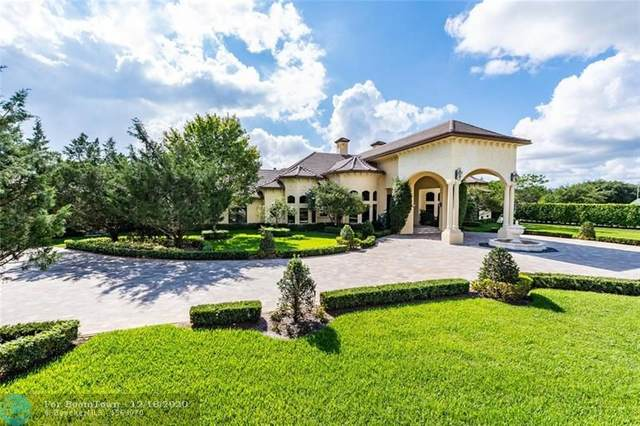 5780 SW 128 AVE, Southwest Ranches, FL 33330 (MLS #F10263164) :: The Paiz Group