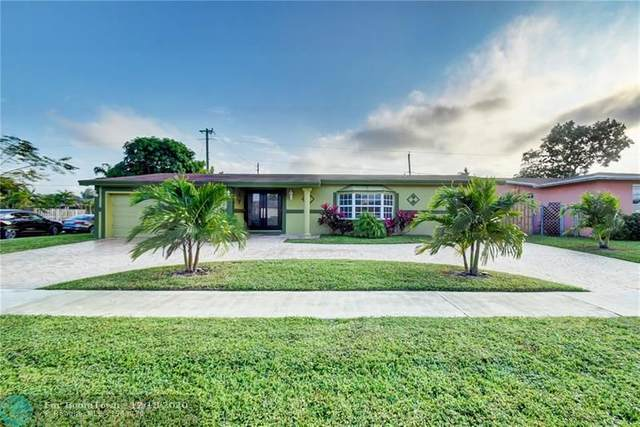 9170 NW 24th Ct, Sunrise, FL 33322 (MLS #F10263195) :: THE BANNON GROUP at RE/MAX CONSULTANTS REALTY I