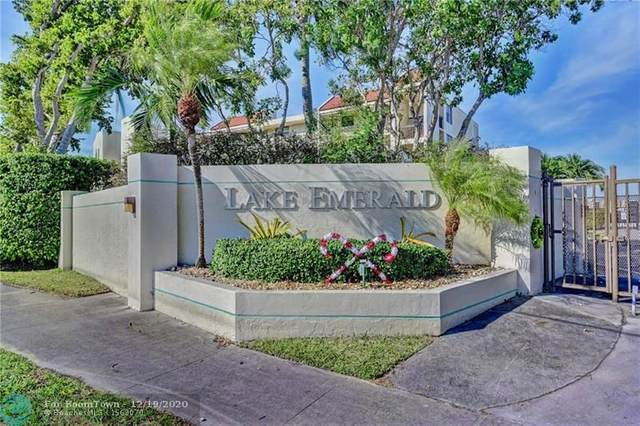 117 Lake Emerald Dr #408, Oakland Park, FL 33309 (MLS #F10263225) :: Green Realty Properties