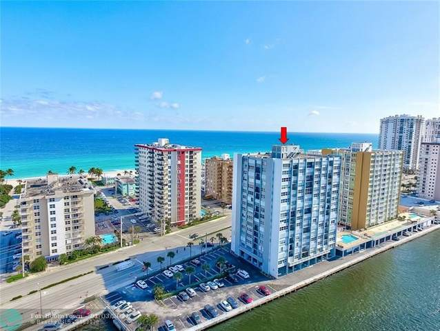 1400 S Ocean Dr #202, Hollywood, FL 33019 (MLS #F10263231) :: Green Realty Properties