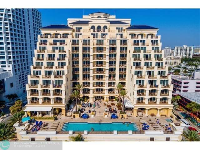 601 N Fort Lauderdale Beach Blvd #804, Fort Lauderdale, FL 33304 (#F10263302) :: The Rizzuto Woodman Team