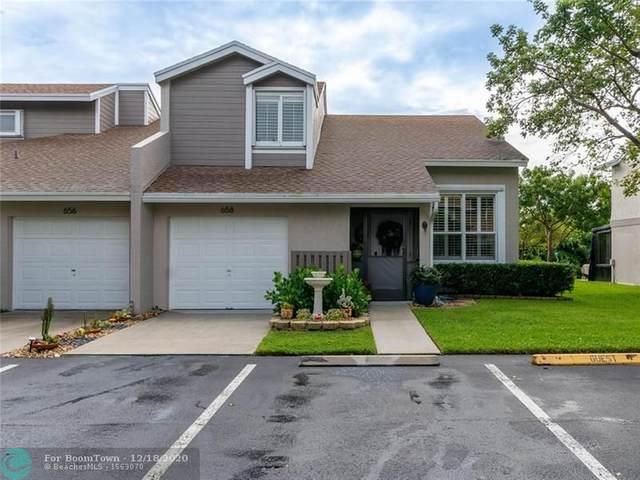 658 Woodgate Cir #658, Sunrise, FL 33326 (MLS #F10263308) :: Berkshire Hathaway HomeServices EWM Realty