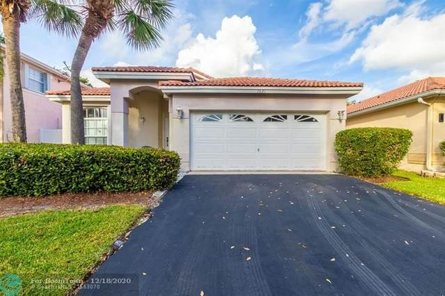 7621 NW 28th St, Margate, FL 33063 (MLS #F10263317) :: THE BANNON GROUP at RE/MAX CONSULTANTS REALTY I