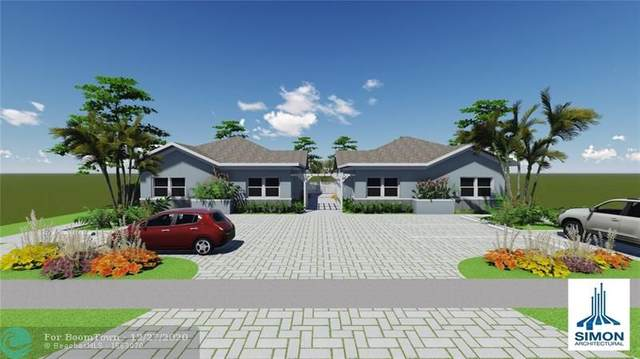 402-406 NW 41st St, Oakland Park, FL 33309 (MLS #F10263325) :: Green Realty Properties