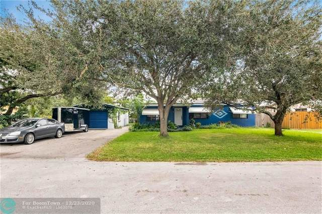 1996 SW 28th Way, Fort Lauderdale, FL 33312 (MLS #F10263333) :: THE BANNON GROUP at RE/MAX CONSULTANTS REALTY I