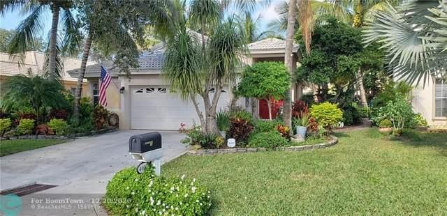 4005 Sea Grape Cir, Delray Beach, FL 33445 (MLS #F10263427) :: Berkshire Hathaway HomeServices EWM Realty