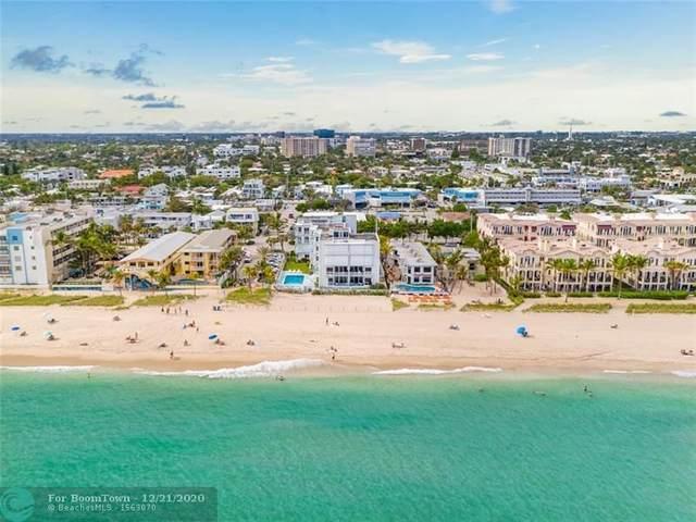 Lauderdale By The Sea, FL 33308 :: Posh Properties