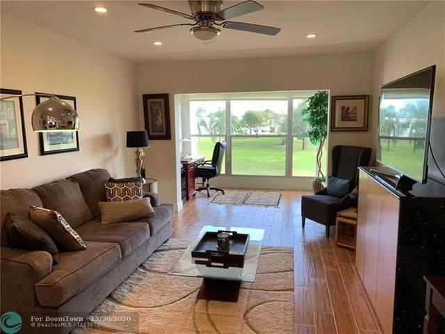 2750 W Golf Blvd #235, Pompano Beach, FL 33064 (MLS #F10263438) :: THE BANNON GROUP at RE/MAX CONSULTANTS REALTY I