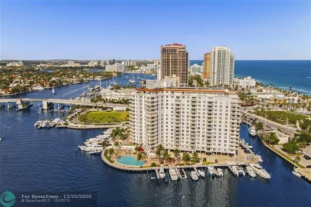 1 Las Olas Cir #207, Fort Lauderdale, FL 33316 (#F10263452) :: Baron Real Estate