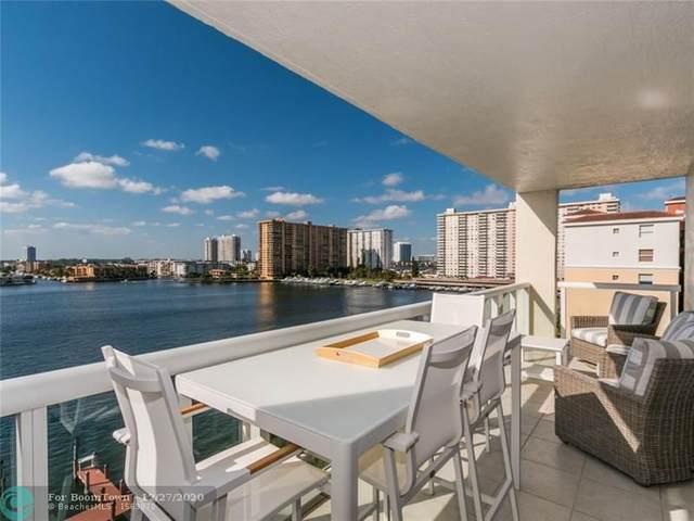 17050 N Bay Rd #809, Sunny Isles Beach, FL 33160 (MLS #F10263604) :: Green Realty Properties