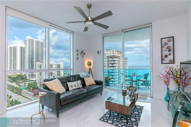 1945 S Ocean Dr #1514, Hallandale, FL 33009 (MLS #F10263638) :: Patty Accorto Team