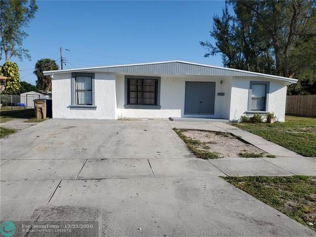 211 NE 42nd St, Deerfield Beach, FL 33064 (MLS #F10263700) :: THE BANNON GROUP at RE/MAX CONSULTANTS REALTY I