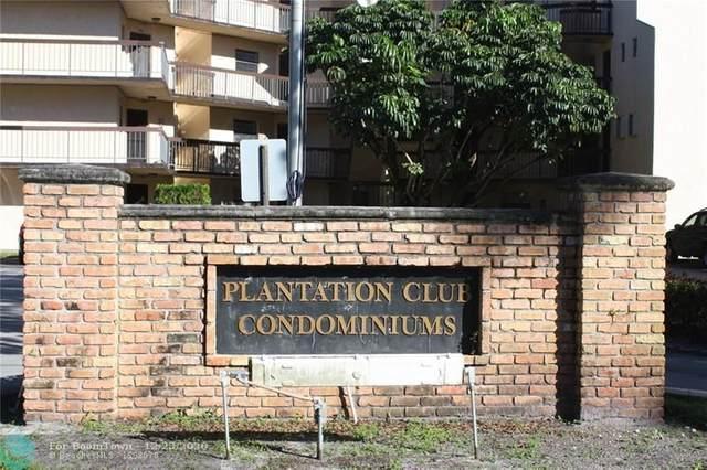 6755 W Broward Blvd #409, Plantation, FL 33317 (MLS #F10263724) :: Castelli Real Estate Services